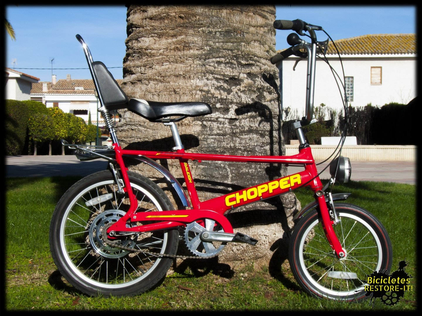 Bicicleta Raleigh Chopper Mk3 '00